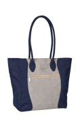 Lässig Tote Style Changing Bag, Navy