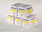 Kentmere 100asa Black & White Film 35mm 36exp 5 Pack