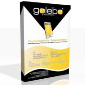 Golebo Anti-Glare screen protector for Skoda Columbus Navigationssystem