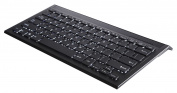 Perixx PERIBOARD-411, Backlit Mini keyboard - Wired USB with 1 extra hub - 299x149x19 mm - Silent X Type Chiclet Keys - UK English Layout