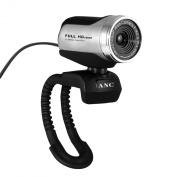 TeckNet® 1080P HD Webcam With Built-in Microphone