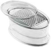 Bodum parma cheese grater clear