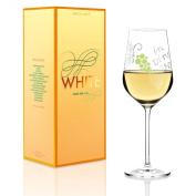 Ritzenhoff White Wine Glass Designed by Nicole Winter 2014, Multi-Colour