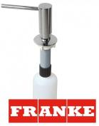 FRANKE SOAP WASHING UP LIQUID DISPENSER CHROME