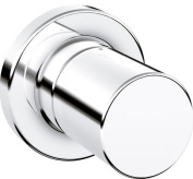 GROHE Grohtherm 3000 Cosmopolitan 19470000 Concealed Stop-Valve Trim - Chrome Finish