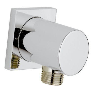 GROHE 27076000 Rainshower Wall Connexion with Backflow Stop