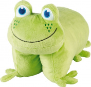 Frog Travel Pillow