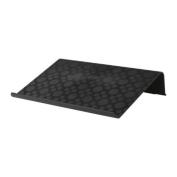 IKEA BRADA - Laptop support, black - 42x31 cm