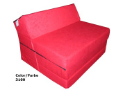 Fold Out Guest Chair Z Bed Futon Sofa for Adult and Kids folding mattress