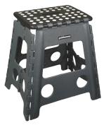 Puhlmann James Foldable XL Stool, Grey