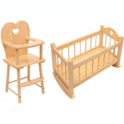 Doll High Chair Toys Buy Online from Fishpondconz