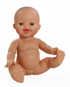 Paola Reina Anik Baby Girl Doll without Clothes