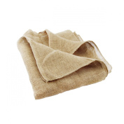 Hessian Table Cloth Jute Burlap Tablecloth Table Cover for Crafts, Outdoor Events, Weddings etc.