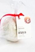 Iraya - Green Tea Bath Bomb - Calming Bath Salts - 150g