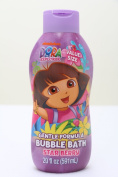 Nickelodeon Dora the Explorer Star Berry Bubble Bath 590ml