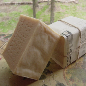 Limited Edition Natural Oatmeal And Mango Butter Handmade Natural Soap Bar -Aged 410ml Bar