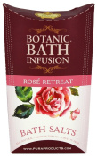 Pura Botanica - Bath Infusion Salts Rose Retreat - 1 Bag
