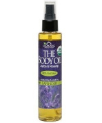 USDA Certified Organic Body Oil - Lavender 150ml