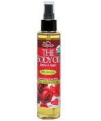 USDA Certified Organic Body Oil - Bulgarian Rose 150ml