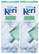 Shower & Bath Oil, 240ml, 2 pk