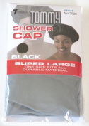 Tommy Super Large Grey Shower Cap Afro Black People Hair #2009