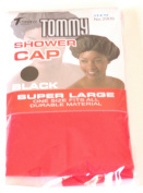 Tommy Super Large Red Shower Cap Afro Black People Hair #2009