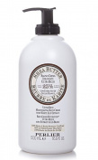 Perlier Shea Butter Moisturising Bath Cream with White Lily Extract ~ 16.9