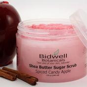 Spiced Candy Apple Shea Butter Sugar Scrub