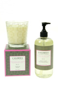 Scented 240ml Candle and 470ml Hand Soap - Rosewater Driftwood