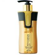 Keratin Brazilian Hair Treatment Keratin Cure Gold & Honey LGEL Version 2 V2 Brazilian Hair Straightener 300 ml / 10.14 Fl Oz Wash the Same Day New Tropical Scent Formula