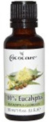 Cococare 100% Eucalyptus Oil 30ml