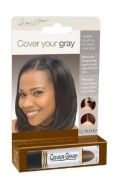 Cover Your Grey Hair Colour Stick (Pack of 6) Dark Brown