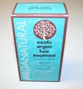 Arganatural Exotic Argan Hair Treatment for All Hair Types 120ml - Argan Coconut Vitamin E
