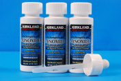 Minoxidil-5% Extra Strength Hair Regrowth for Men, 3 Count, 60ml Bottles