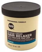 Tcb Hair Relaxer No Base Creme 440ml Super Jar