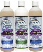 VITA MYR HENNA HAIR CARE TRIO 2 Large Natural 410ml Shampoo & 1 Large Natural Conditioner Set - Hair Shampoo & Hair Conditioner with Natural & Botanical Ingredients