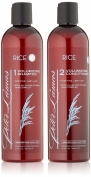 Peter Lamas Rice Volumizing Shampoo and Conditioner Set, 24.00 Fluid Ounce