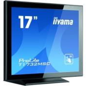 IIYAMA T1732MSC-B1X - 17TFT LCD Touch Screen Projective Capacitive USB Black (Manufacturer's SKU:T1732MSC-B1X)'