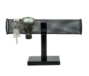 5pieces Hollowed-out Metal Jewellery Bracelet Watches Display Stand Holder