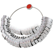 Ring Gauge Comfort Fit 7mm 1 to 15 - Size - 1 To 15