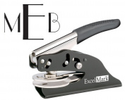 ExcelMark Hand Held Embosser - Monogram Gift Embosser - Style 26