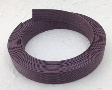 Brown Fold 'Ems Paper Cord Ribbon Roll