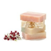 Tropical Flowers Glycerin Soap Kit