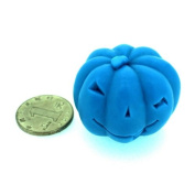 Creativemoldstore 1pcs Small Missing Teeth Pumpkin(LZ0116) Craft Art Silicone Soap/Candle Mould Craft Moulds DIY Handmade Moulds