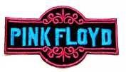 PINK FLOYD CLASSIC ROCK Embroidered Iron On Patches WITH FREE GIFT