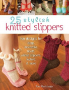 25 . Knitted Slippers