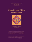 Morality and Ethics in Education