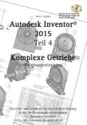 Autodesk Inventor 2015 Teil 4