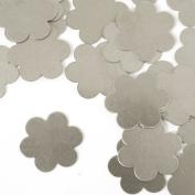 ImpressArt, 6 Petal Flower, 2.5cm , Aluminium Stamping Blanks- 24 pc.
