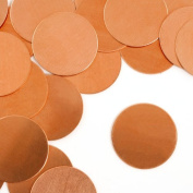 ImpressArt, Circle, Copper, 2.5cm Stamping Blanks- 24 pc.